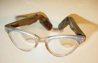 Eyeglass Frames For Hearing Aids : D-Lib Featured Collection September 2006: Deafness in ...