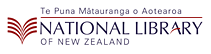 National Library of New Zealand Logo
